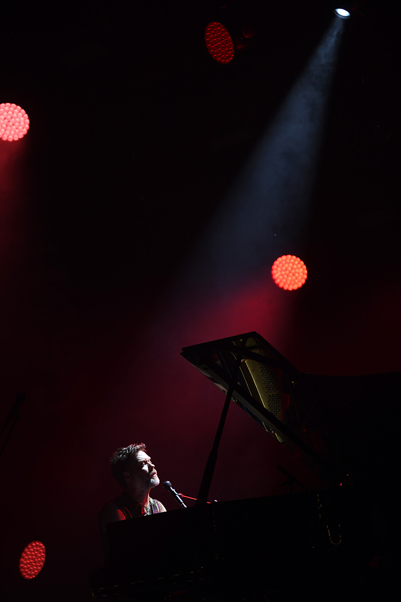 Rufus Wainwright // And The Golden Choir (Support) - © Foto: Juri Junkov - www.junkov.com